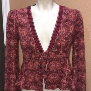 FREE PEOPLE TOP GREAT CONDITION SIZE S